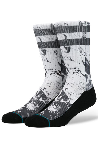 Stance Granite Socks US 6-12 (black)