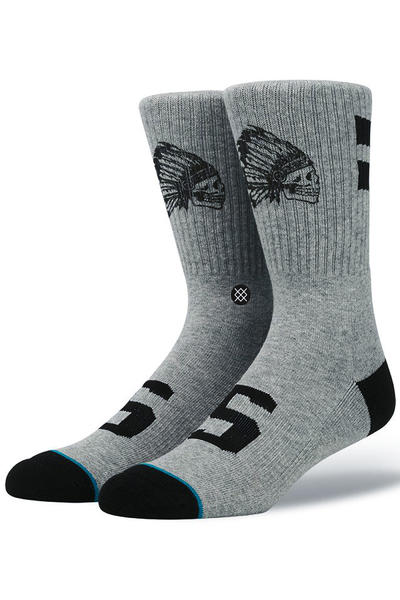 Stance Warfare Socks US 6-12 (grey)