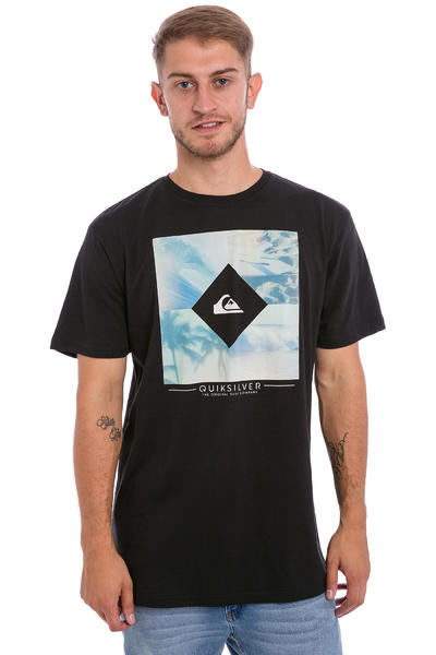 Quiksilver Classic Diamond Days T-Shirt (black)