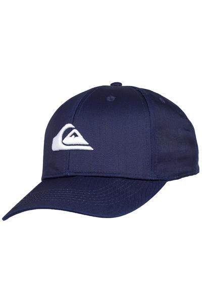 Quiksilver Decades Snapback Cap (navy blazer)