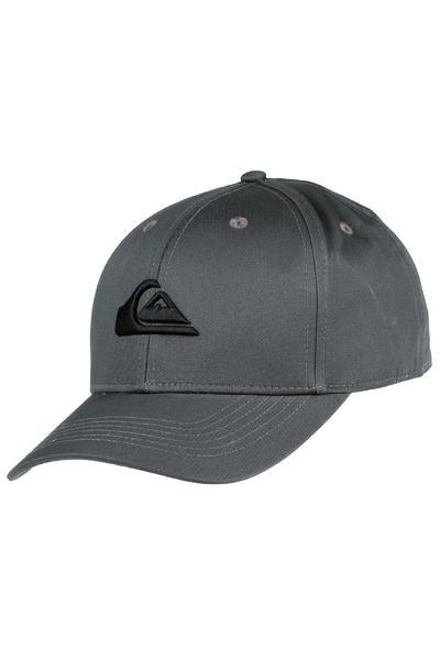 Quiksilver Decades Snapback Cap (tarmac)