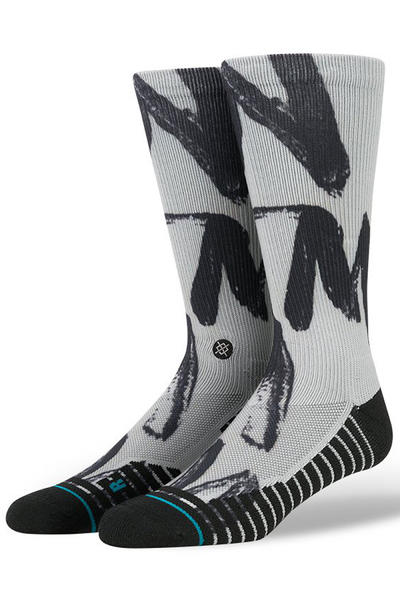 Stance Uncommon Chaussettes US 6-12 (grey)