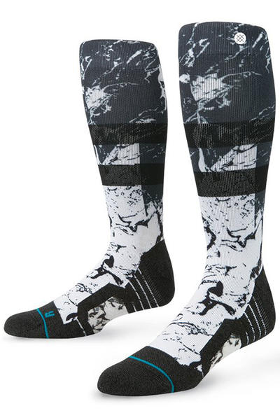 Stance Snow Mineral Socks US 6-12 (black)