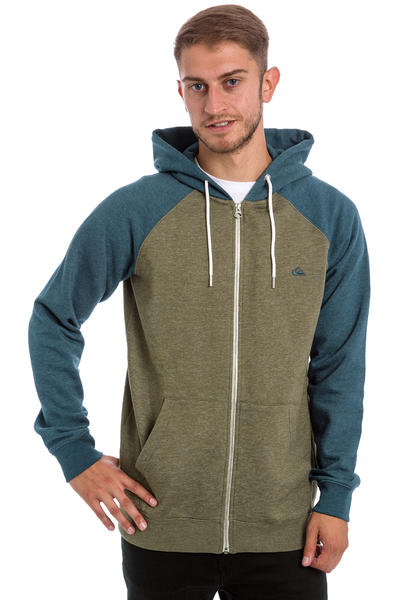 Quiksilver Everyday Zip-Hoodie (dusty olive)