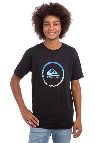 Quiksilver Classic Active Logo T-Shirt (black)