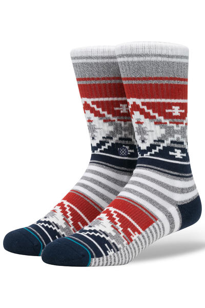 Stance Salem Calcetines US 6-12 (grey)