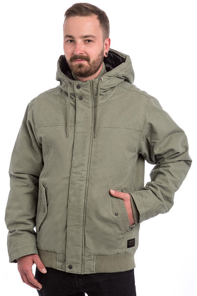 Quiksilver Everyday Brooks Jacke (dusty olive)