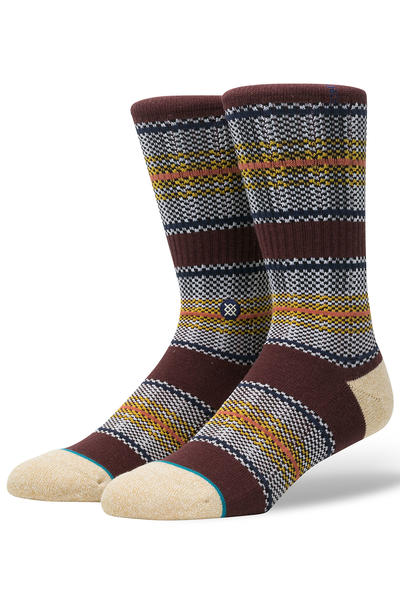 Stance Gaviotas 2 Socks US 6-12 (burgundy)