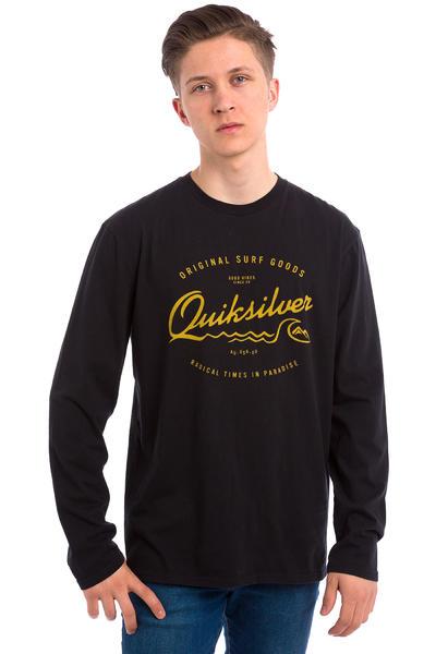 Quiksilver Classic West Pier Longsleeve (black)