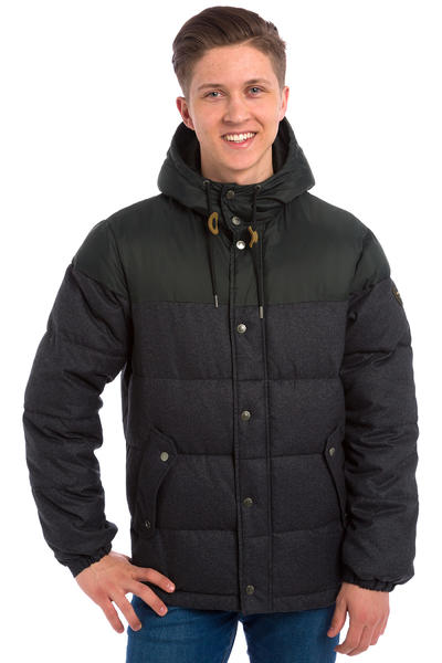 Quiksilver Woolmore Jacke (dark grey heather)