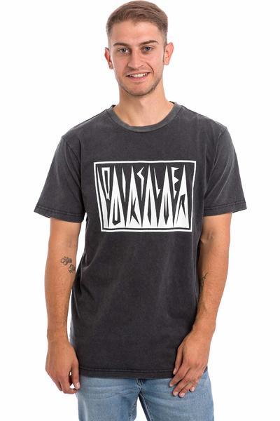 Quiksilver PM Afro Logo T-Shirt (black)