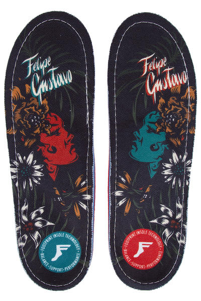 Footprint Gustavo Gamechangers Insole (multi)