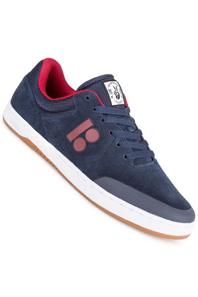 Etnies x Plan B Marana Schuh (navy red white)