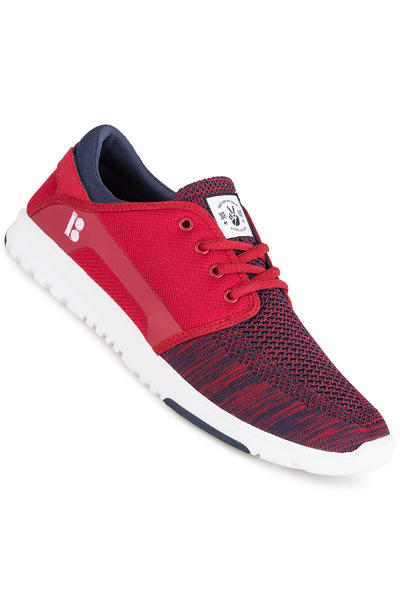 Etnies x Plan B Scout YB Schuh (navy red white)