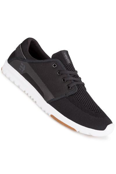 Etnies Scout YB Shoe (black white gum)