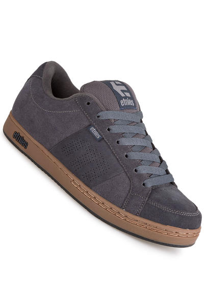 Etnies Kingpin Schuh (dark grey black gum)