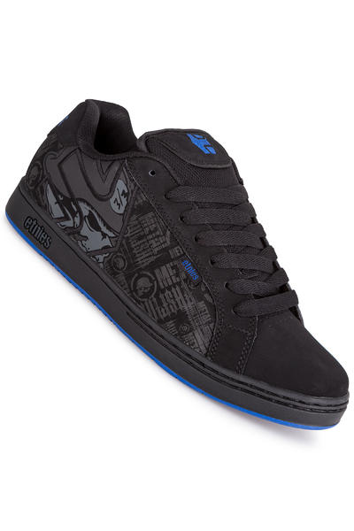 Etnies Metal Mulisha Fader Schuh (black dark grey royal)