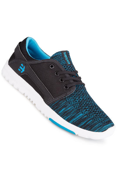 Etnies Scout YB Shoe women (black blue)