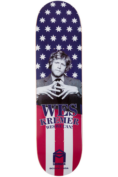 "Sk8Mafia Wes We Can 8.25"" Deck (multi)"