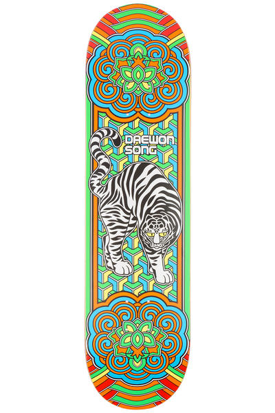 "Almost Song Tiger 8"" Deck (multi)"