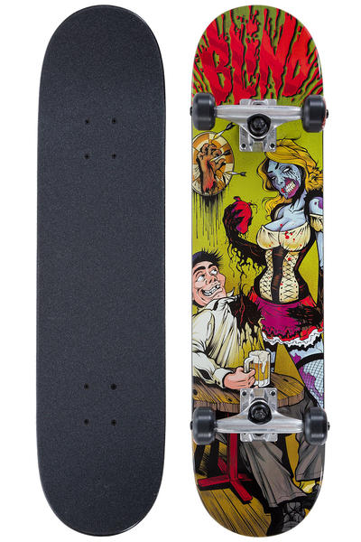 "Blind Zombie Waitress 7.625"" Komplettboard (multi)"
