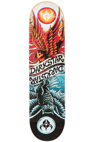 "Darkstar Early Bird 8"" Deck (red blue)"