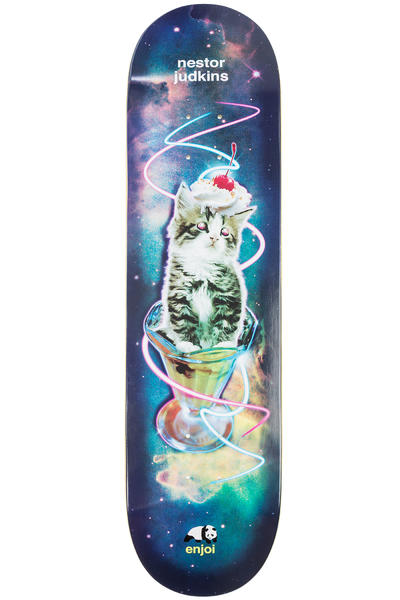 "Enjoi Judkins Snack Surfers II Impact Light 8.125"" Deck (multi)"