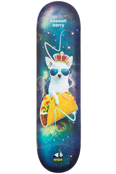 "Enjoi Berry Snack Surfers II Impact Light 8"" Deck (multi)"