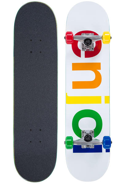 "Enjoi Spectrum 7.5"" Komplettboard (white)"