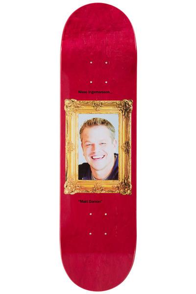 """Sour Skateboards Ingemarsson Golden Frames 8.375"""" Deck (pink)"""