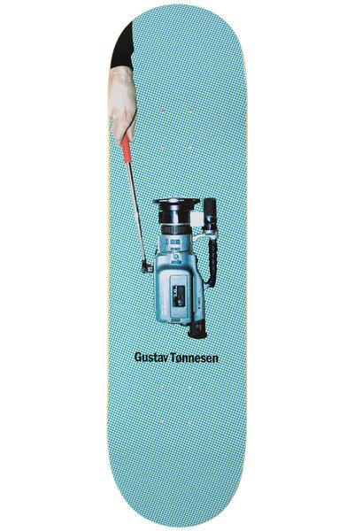 "Sour Skateboards Tönnesen Sacgyver 8.375"" Tabla (turquoise)"