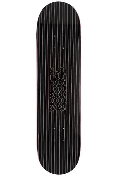 """Sour Skateboards Slogo 8"""" Deck (black)"""