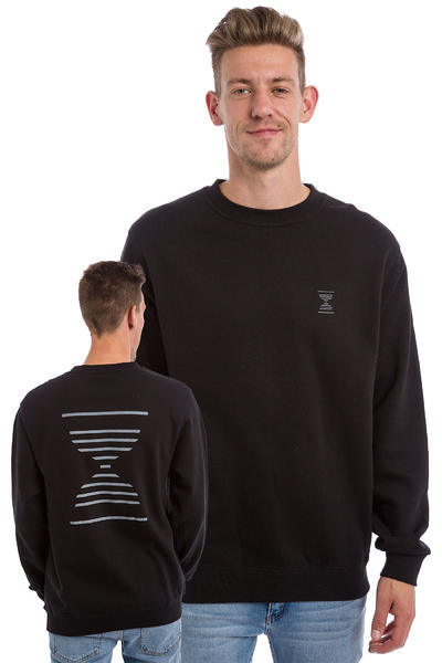 Sour Skateboards EAN Glass Sweatshirt (black)