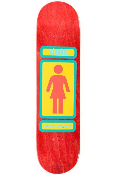 """Girl Capaldi 93 Til 7.75"""" Deck (red)"""