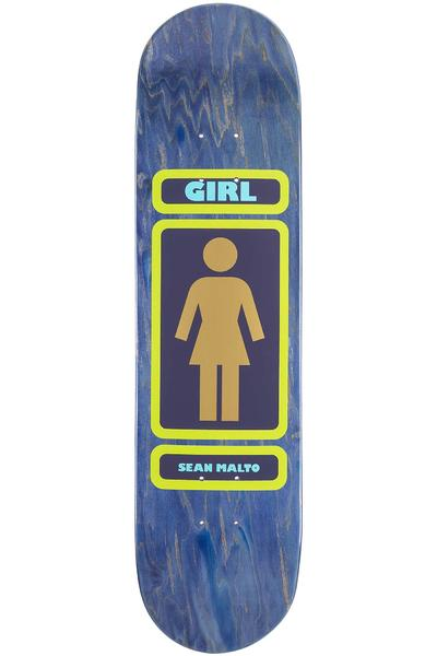 "Girl Malto 93 Til 8"" Deck (blue)"