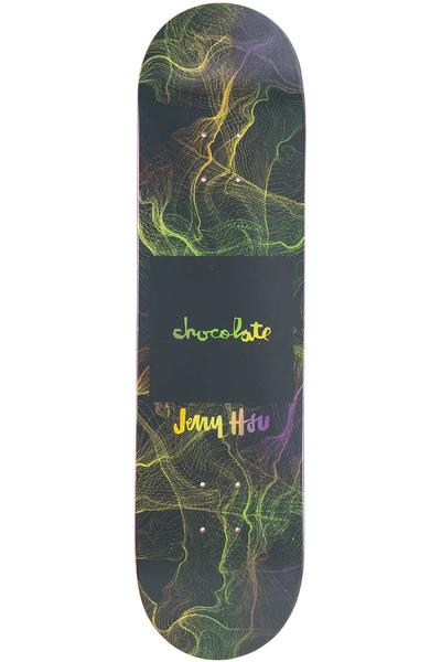 "Chocolate Hsu Gravity 8"" Deck (multi)"