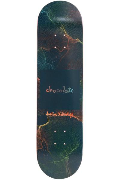 "Chocolate Eldridge Gravity 8"" Deck (multi)"