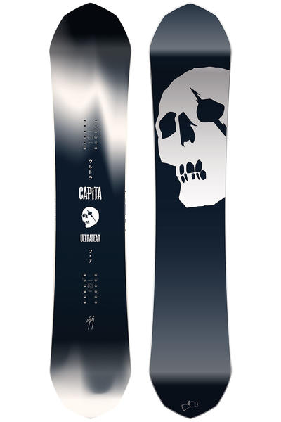 Capita Ultrafear 155cm Snowboard 2016/17