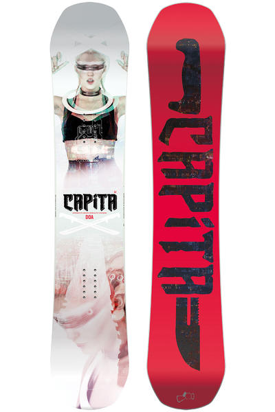 Capita Defenders Of Awesome 152cm Snowboard 2016/17