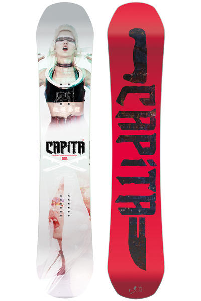 Capita Defenders Of Awesome 154cm Snowboard 2016/17