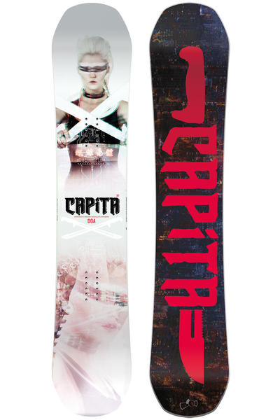 Capita Defenders Of Awesome 156cm Snowboard 2016/17