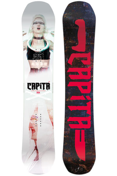 Capita Defenders Of Awesome 155cm Wide Snowboard 2016/17