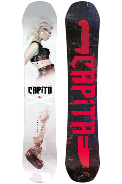 Capita Defenders Of Awesome 161cm Wide Snowboard 2016/17