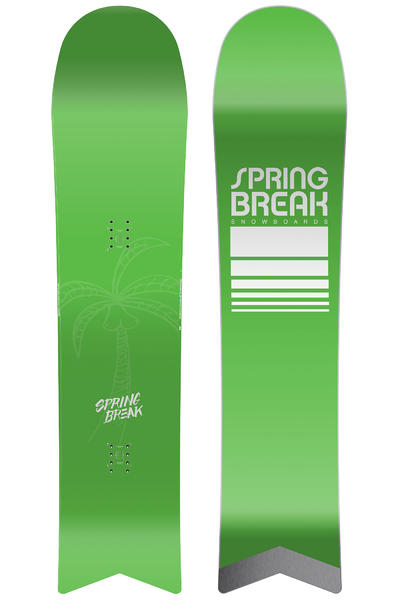 Capita Spring Break Slush Slasher 147cm Snowboard 2016/17