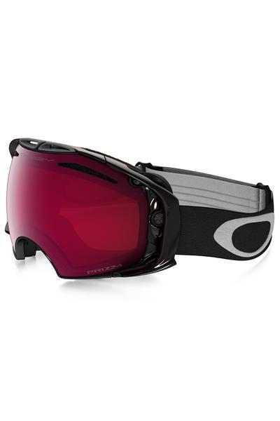 Oakley Airbrake Goggles (jet black prizm rose dark grey) incl. Bonus glass