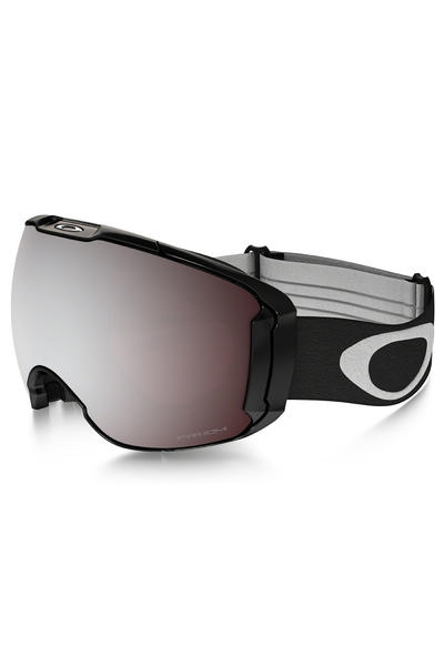 Oakley Airbrake XL Goggles (polished black prizm black iridi) incl. Bonus glass