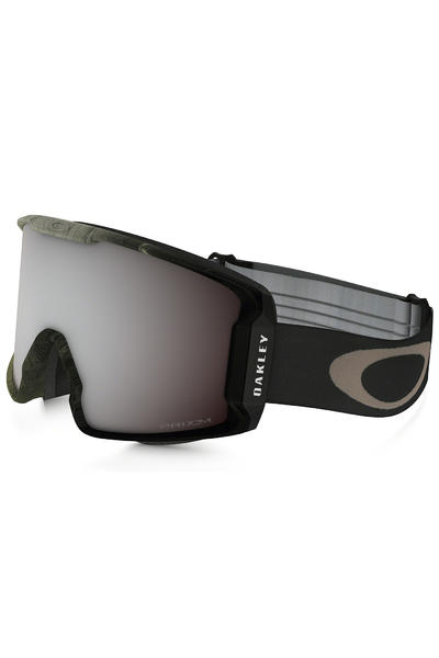 Oakley Line Miner Goggles (obsessive lines green prizm blac)