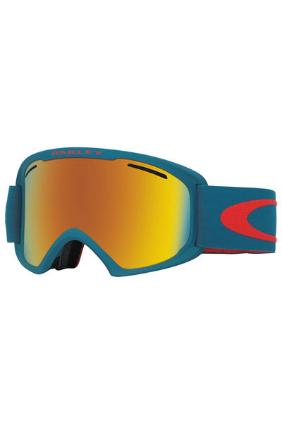 Oakley O2 XL Goggles (neuron burnished red fire iridiu)