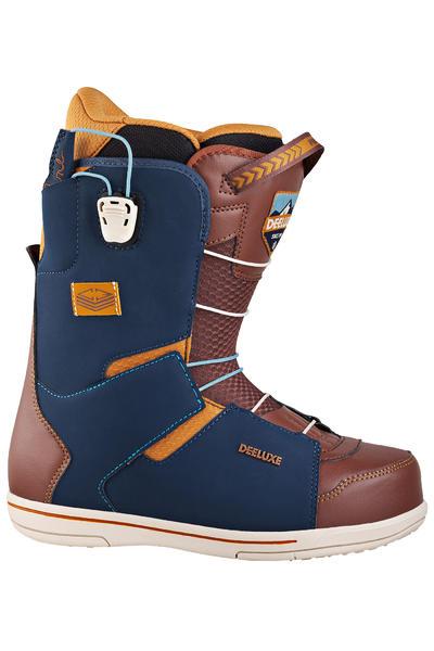 Deeluxe The Choice CF bota 2016/17 (navy brown)