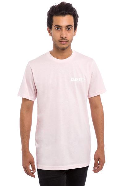 Carhartt WIP College Script Pastels T-Shirt (flower white)